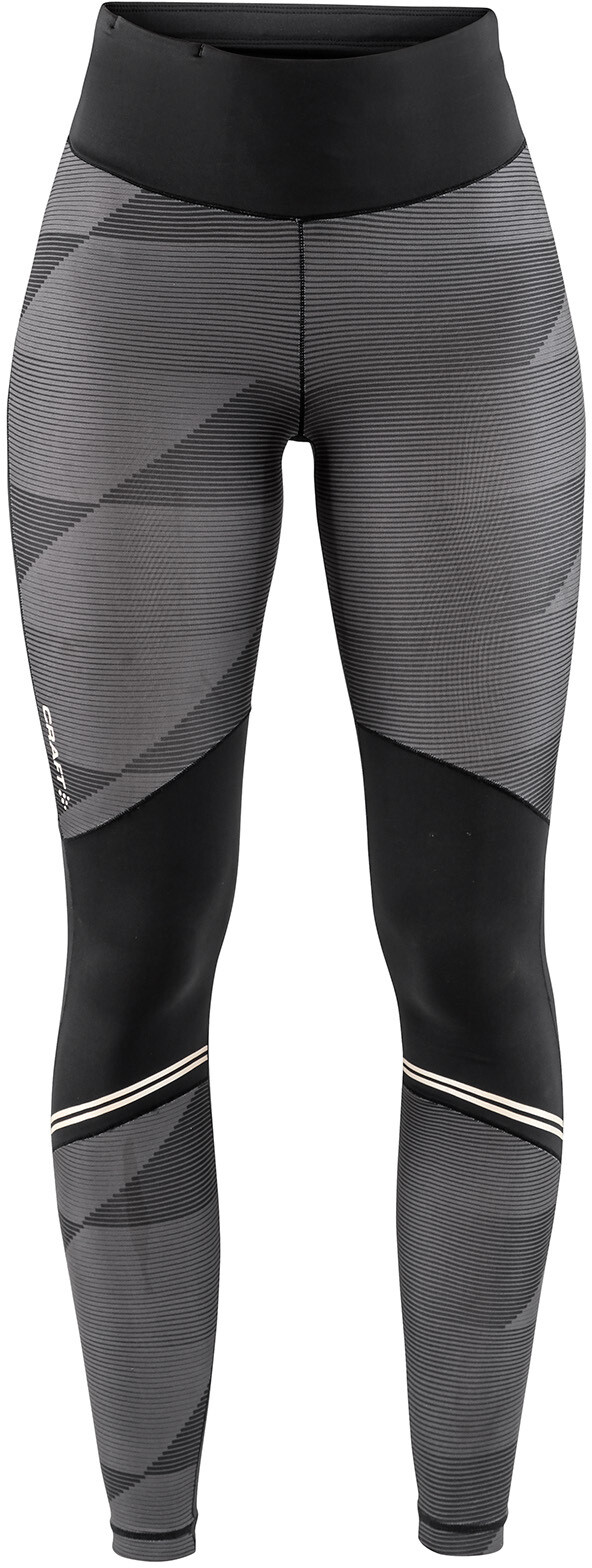 5172ded2198 Craft Breakaway Shape Running Pants Women grey black at Bikester.co.uk